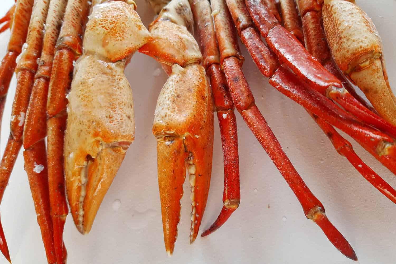 Cangrejo rojo de profundidad