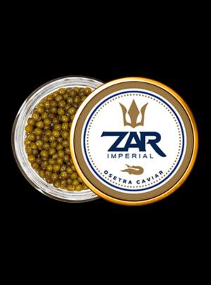 Caviar Zar Imperial Osetra